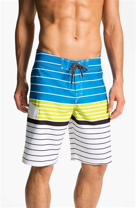 Quik Silver Brow Yellow quiksilver quicksilver trolling board shorts in yellow for white lyst