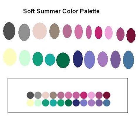 soft autumn palette soft autumn color palette for soft summer tone soft summer