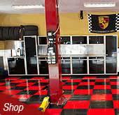 Diy Car Upholstery Cleaner Car Guy Garage Garage Cabinets Storage Flooring