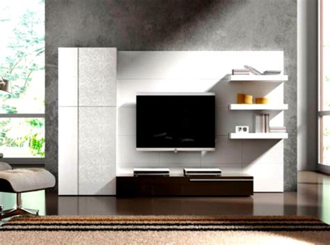 tv unit design for living room living room led tv wall unit designs living room