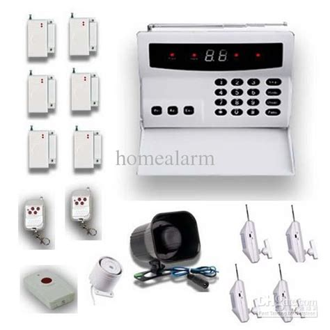 sale wireless 32 zone home security alarm system kit with