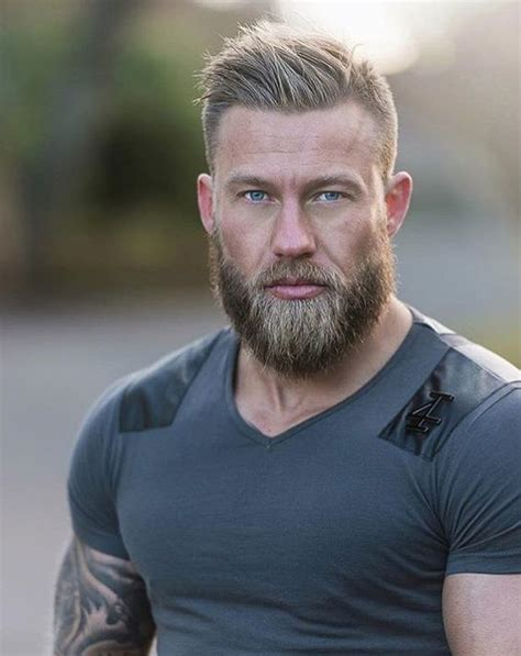 rugged clean cut 60 year old man 21 best beard styles that will turn you into the rugged