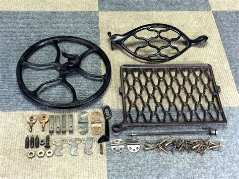 how much is a singer sewing machine table worth antique singer treadle sewing machine cast iron table base