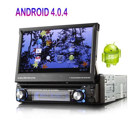 android car stereo din android car radio 1 din autos post