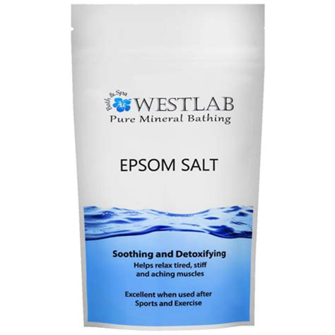 Can You Drink Epsom Salts To Detox by Create Your Own Detox Bath At Home Sheerluxe