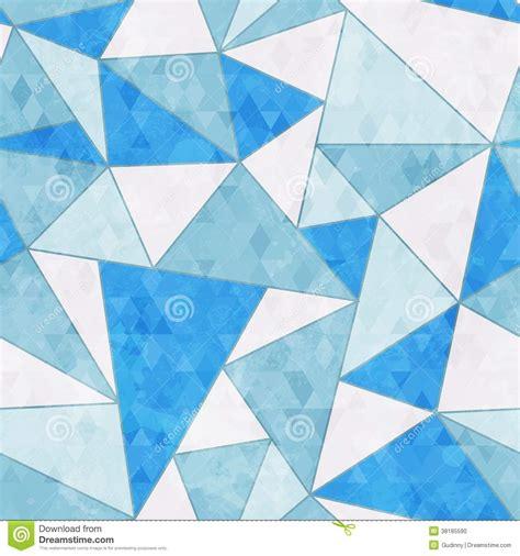 Seamless Pattern Ice   ice triangle seamless pattern stock photo image 38185590