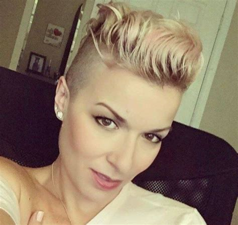 Nieuwe Haarstijl by 719 Best Images About Buzzcut On