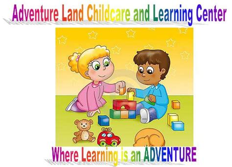 daycare tx adventure land day care dallas tx licensed center child care program