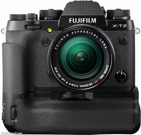 Fujifilm X T2 Black fuji x t2 review