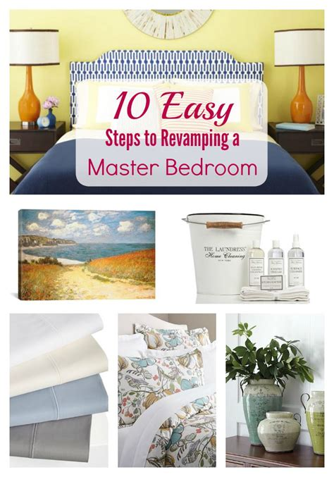 Steps To Decorating A Bedroom by 10 Easy Steps To Decorate A Master Bedroom