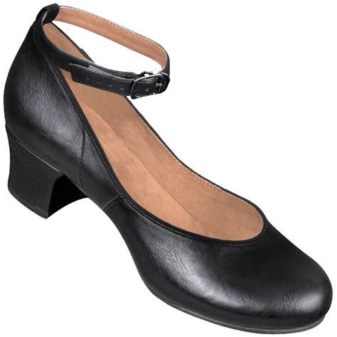 aris allen shoes aris allen s black 1950s mid heel character shoes