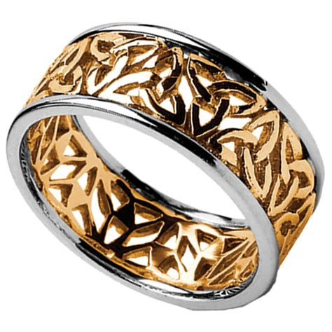 wedding rings celtic wedding bands meaning traditional