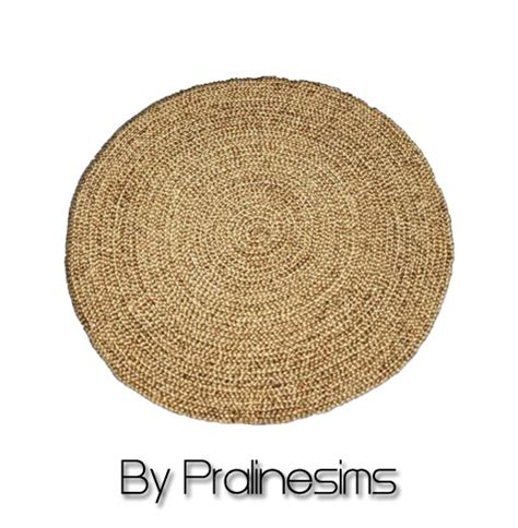 Ps Rug by Pralinesims Ps Cozy Rug