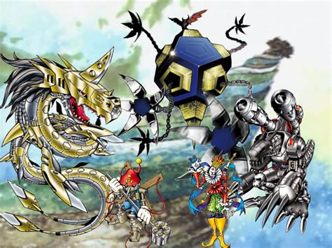 and darkness scary adventures and the evolution of disneyã s rides books master wallpaper by ryokia96 digimon