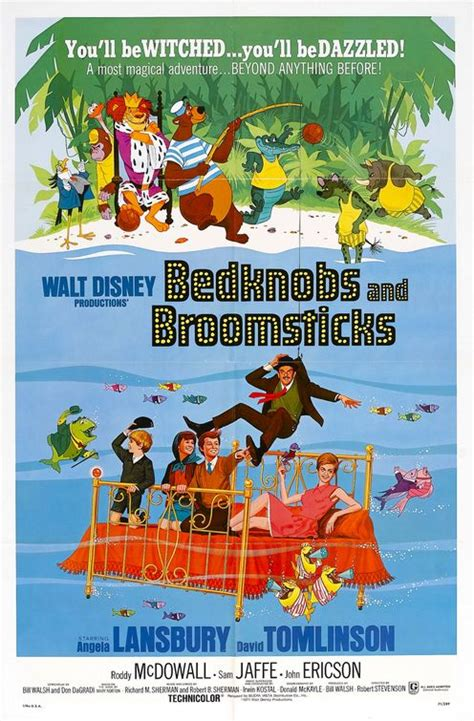 bed knobs and broomsticks family friendly halloween movie countdown movie 19