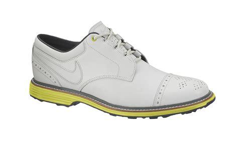 nike gold shoes golfweek nike golf shoes lunar clayton introduces new