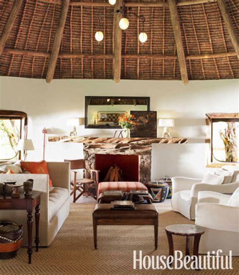 Living Room Decor Kenya Suzanne Kasler Interiors Kenya House Open Air House In Kenya