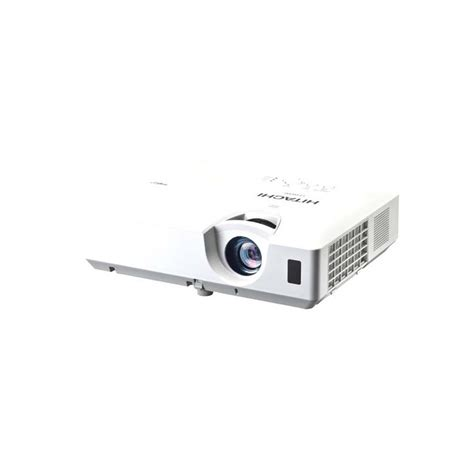 Lcd Proyektor Zyrex hitachi cp ew300 3lcd technology wxga 3000 lumens 2 9 kg proyektor