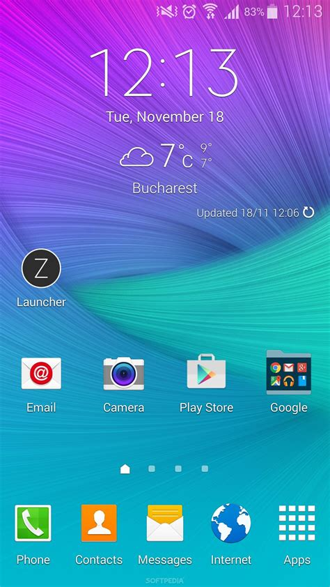 screenshot for android nokia s amazing z launcher for android now in open beta screenshot tour