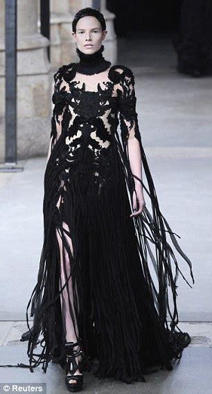 Flowery Dress Majesty your majesty mcqueen vive noir fashion news