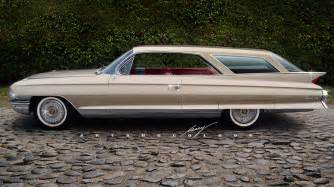 1960 Cadillac Station Wagon Station Wagons For Sale 1960s To 1970s Autos Post