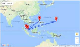 Car Rental Singapore To Thailand Singapore Or Malaysia To Guam From 221 2 In 1 With