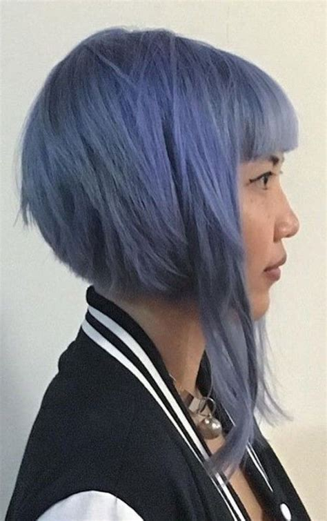 hair that is asymetric in back 1000 ideas about front bangs hairstyles on pinterest