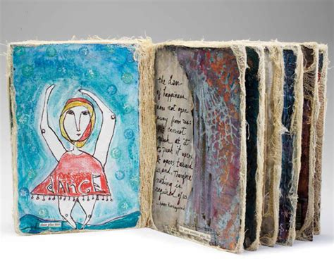 Handcrafted Books - diy handmade books learn how to make a book