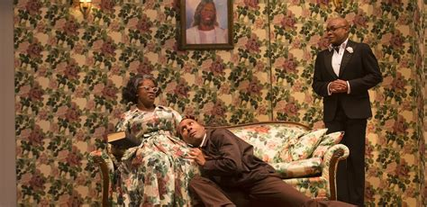 Review The Colored Museum At Huntington Theatre Company