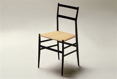 Black Bar Stool Chairs Gio Ponti 699 Chair