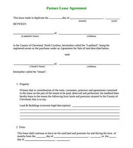 land rental contract template sle land lease agreement 10 free documents in pdf word