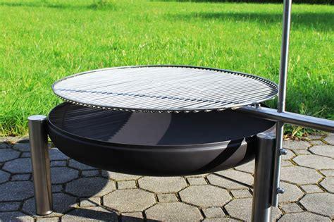 feuerschale als grill veikin shop premium feuerschale mit grill