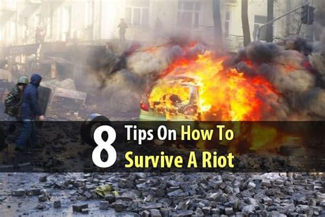 8 Tips For Surviving A Bridezilla by 8 Tips On How To Survive A Riot Survival Site