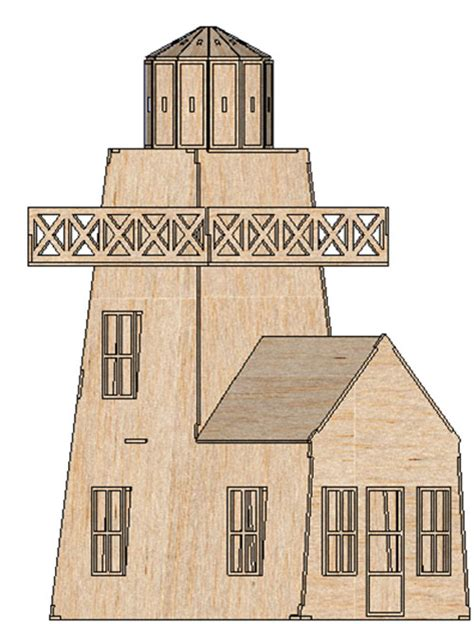 pattern of english building the english lighthouse houses makecnc com