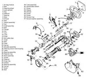 1989 jeep steering column repair autos post