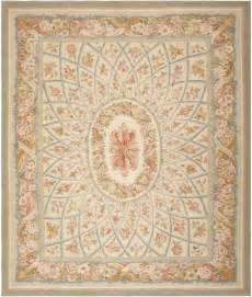 aubusson teppich modern aubusson rug 44690 by nazmiyal