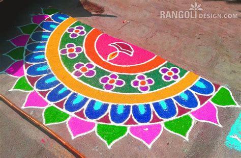 diwali rangoli designs beautiful rangoli design diwali 13 preview