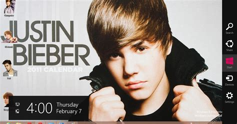 theme windows 7 justin bieber justin bieber theme for windows 7 and 8 ouo themes