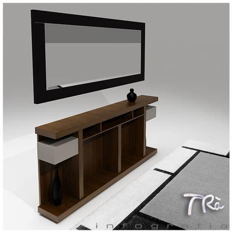 foyer model foyer table 3d model max cgtrader