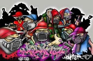 gangster graffiti graffiti sample