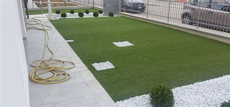 giardini con erba sintetica erba sintetica per giardino