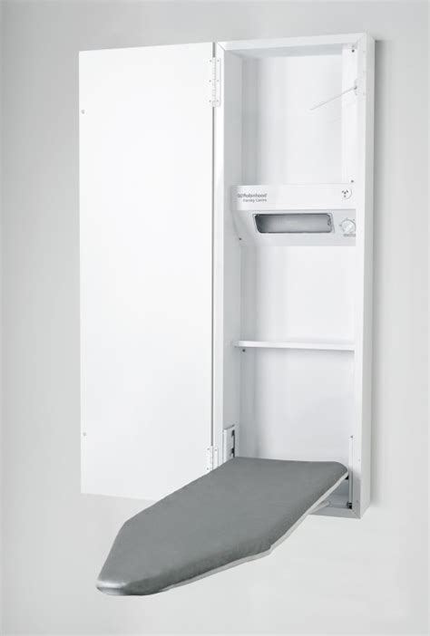 foldable ironing board in cabinet wall mounted fold down ironing board fold down ironing