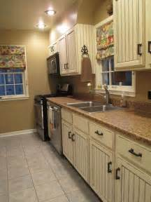 Kitchen Cabinets Distressed by Distressed White Kitchen Cabinets Kitchens Pinterest