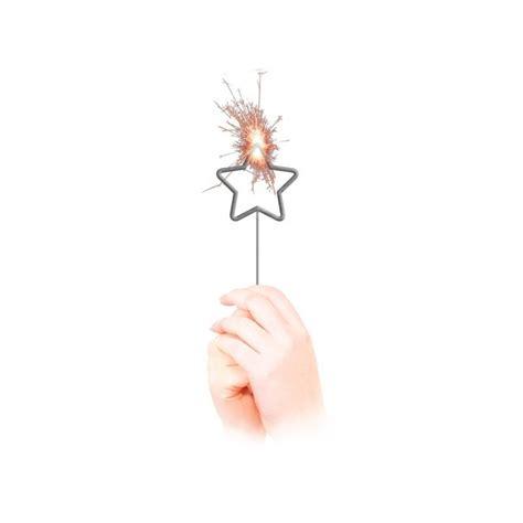 candele scintillanti candele scintillanti forma stella