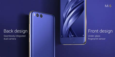 design plus indonesia xiaomi mi6 caracter 237 sticas precio y especificaciones
