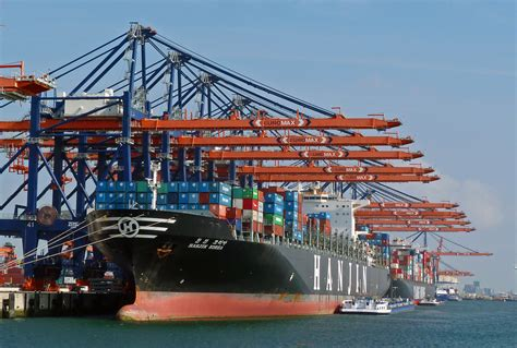 hanjin to report hanjin to sell its asia to us route network