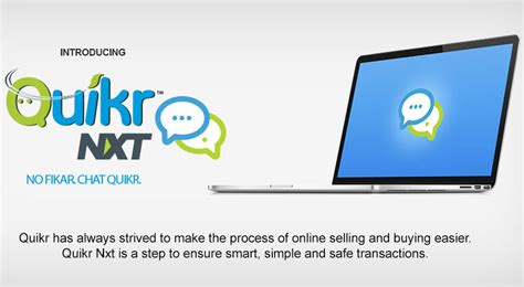 quikr mobile app application quikr free local classifieds app for the