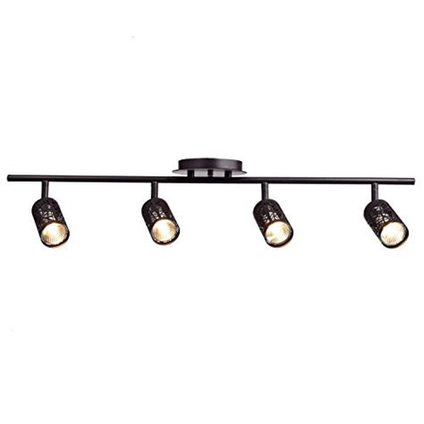 Metal Ceiling Track by Claxy 174 Ecopower Vintage Rubbed Bronze Metal Track