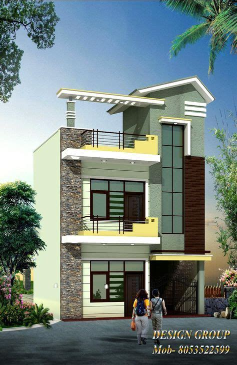 House Designs Floor Plans Duplex by The 25 Best Front Elevation Designs Ideas On Pinterest