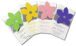 wildflower seed packets wildflower seed packet favor